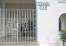 Raquel Mena House Rent - Accommodation in Vedado