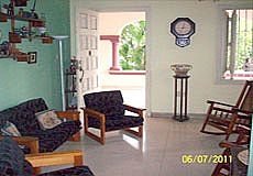 Lissette House Rent - Accommodation in Vedado