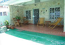 Alba and Rolando House Rent - Accommodation in Guanabo Beach