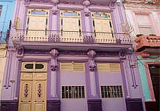 La Casa Purpura Rent - Accommodation in Center Havana