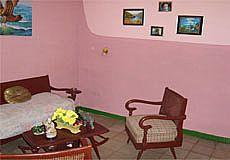 Green House Rent - Accommodation in Center Havana