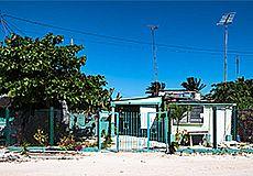 Casa Mar Verde (Doña Barbara) Rent - Accommodation in Santa Lucia Beach