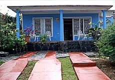 Elio Suarez House Rent - Accommodation in Vinales Valley