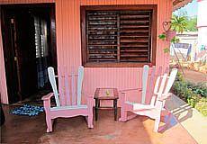 Cabaña El Rubio Аренда домов на Долина Виньялес, Кубе