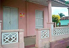 Colonial Dany and Carlos House Rent - Accommodation in Vinales Valley