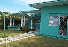 Jorge and Alicia House Rent - Accommodation in Cienfuegos City