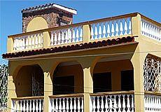 Hostal Miraluna Аренда домов на Тринидад, Кубе