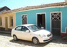 Hostal René y Mary Аренда домов на Тринидад, Кубе