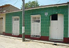 Juan Carlos Orbea and La China House Rent - Accommodation in Trinidad City