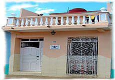 La Caridad Hostel Rent - Accommodation in Trinidad City