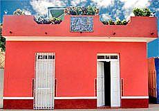 Hostal Casa La Torre Padron Аренда домов на Тринидад, Кубе