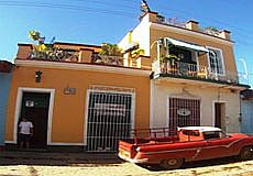 Bastida Hostel Rent - Accommodation in Trinidad City