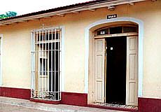 Colonial House Sarahi Santander Rent - Accommodation in Trinidad City