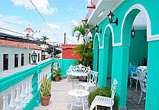 Hostal La Casona 254 Rent - Accommodation in Trinidad City