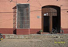 Hostal Marta Martinez Rent - Accommodation in Trinidad City