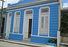 Casa Azul Oneyda Rent - Accommodation in Santiago de Cuba City