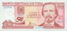 Peso 100 CUP